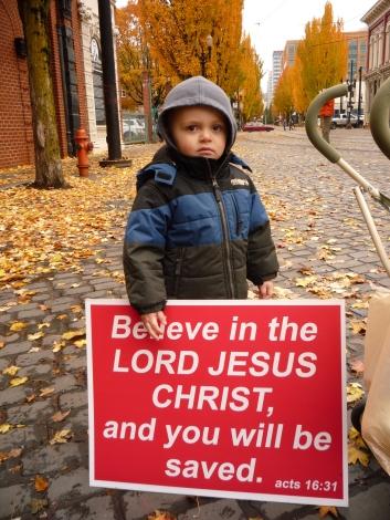 Покайтесь и веруйте в Евангелие (перевод на русский).