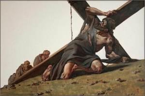 Несущий свой крест