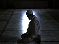 Молящийся суфий